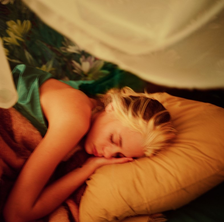 See inside Davide Sorrenti's intimate photography exhibition
