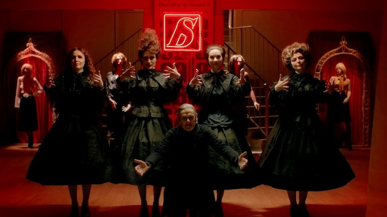 In Fabric Peter Strickland costumes design Jo Thompson 3