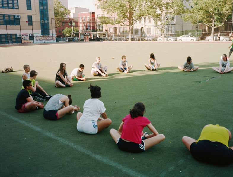 Dyke Soccer New York Dazed queer football