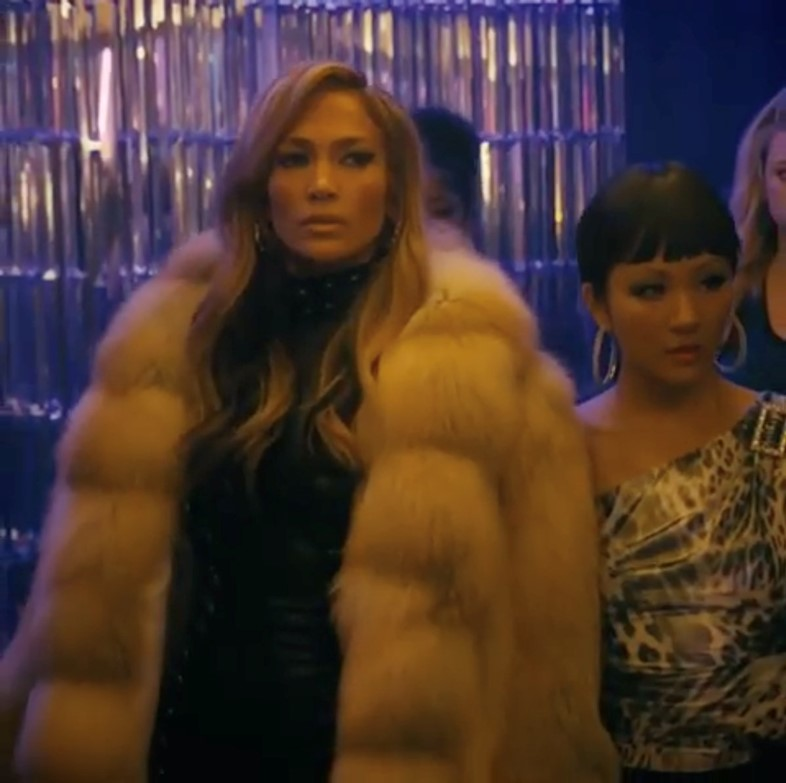 A first look at J-Lo in Hustlers