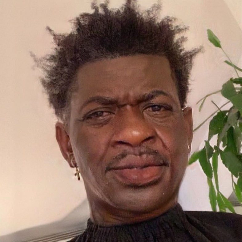 Lil Nas X uses FaceApp