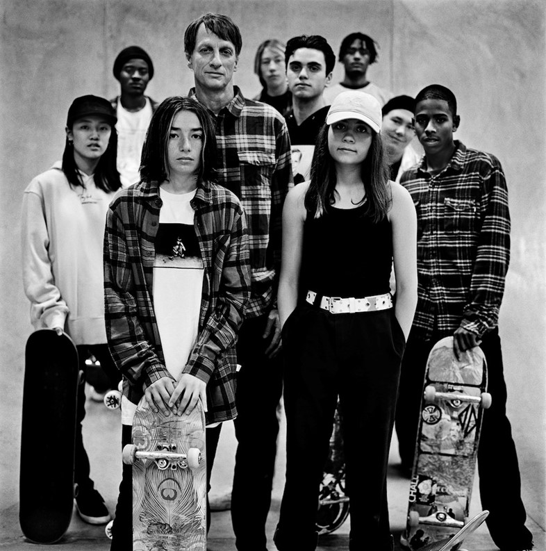Tony Hawk Signature Line capsule collection