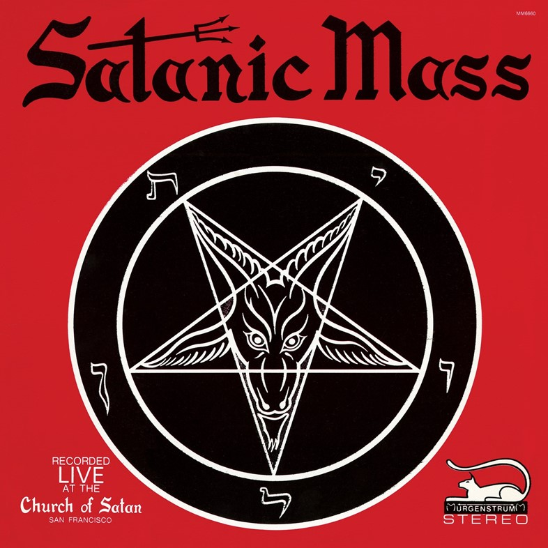 The Church of Satan's Satanic Mass album cover