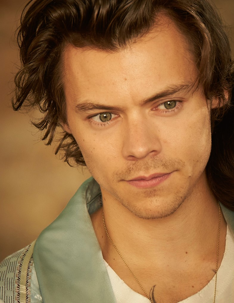 Harry Styles for Gucci Mémoire d'une Odeur