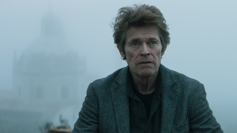 Willem Dafoe in OpusZero