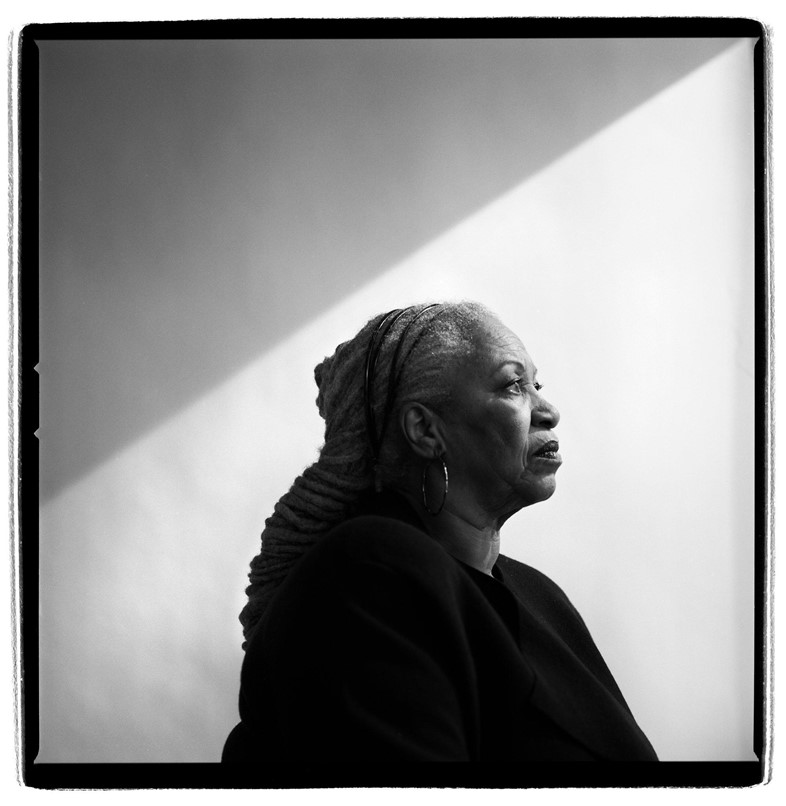 author Toni Morrison has died, age 88