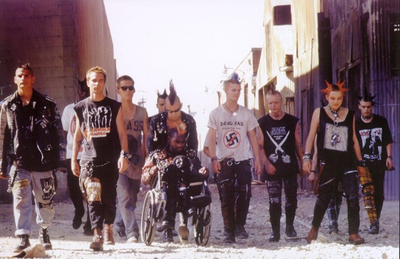 Decline Of Western Civilization punk doc