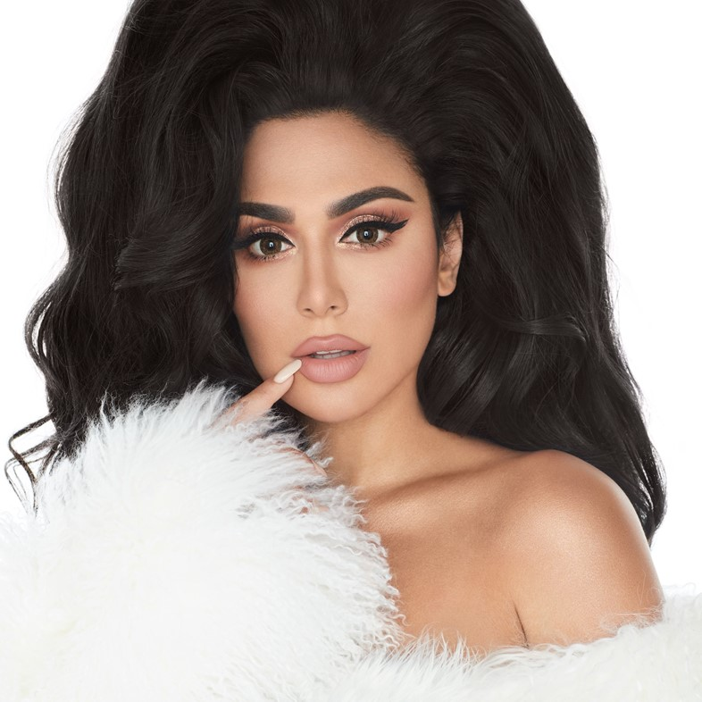 We speak to Huda Kattan about her first eyeliner launch with Huda Beauty
