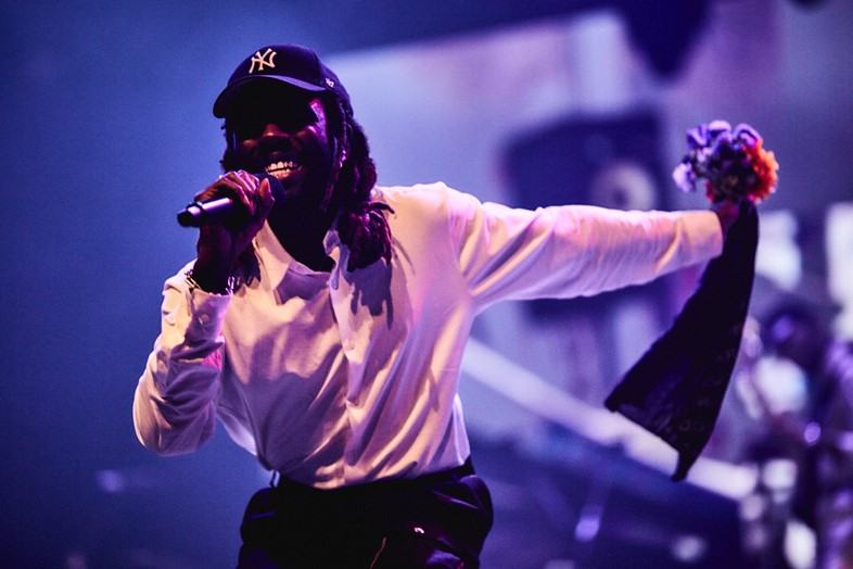 Blood Orange at Oslo's Øya Festival