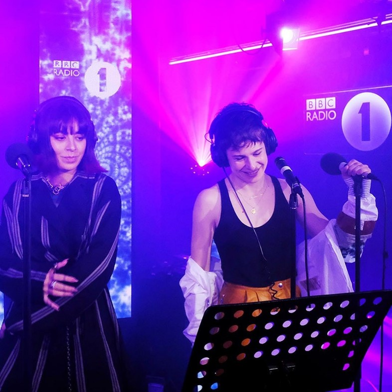 Charli XCX and Christine and the Queens cover The 1975