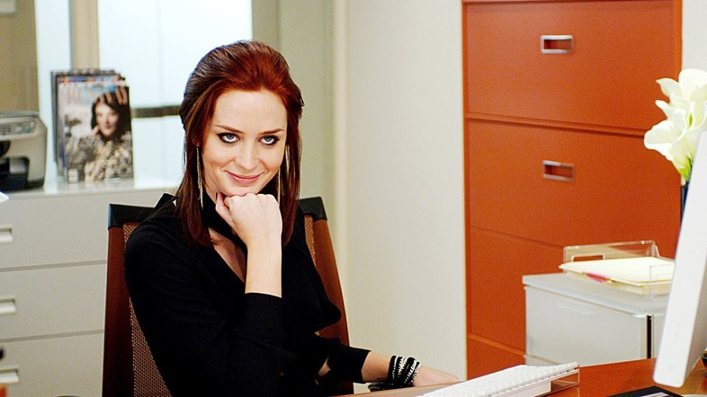 Emily Blunt in Devil Wears Prada