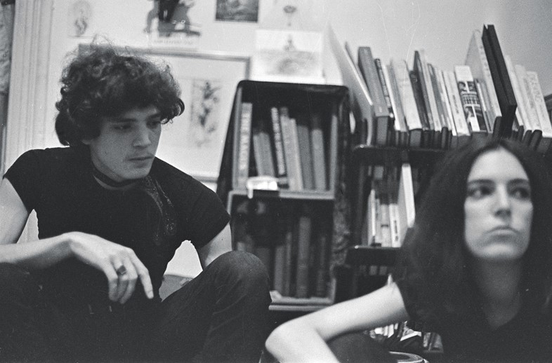 Patti Smith and Robert Mapplethorpe 6