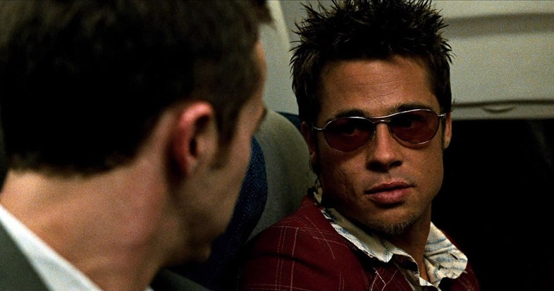 Brad Pitt Fight Club 2