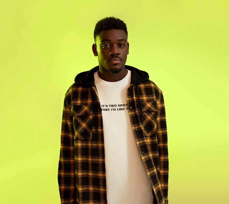 Woodie Smalls x Bershka
