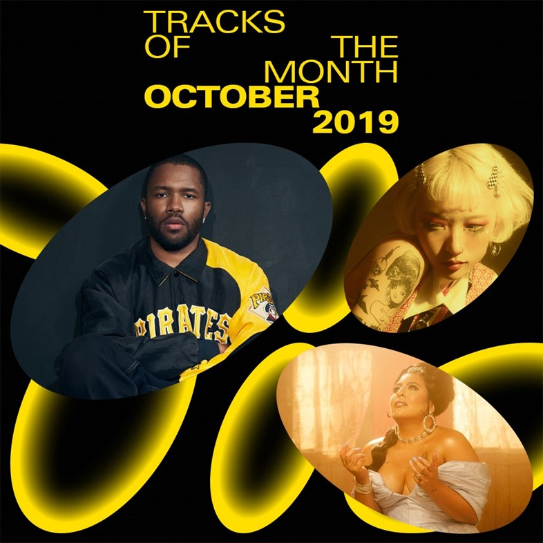 Playlist, October 2019