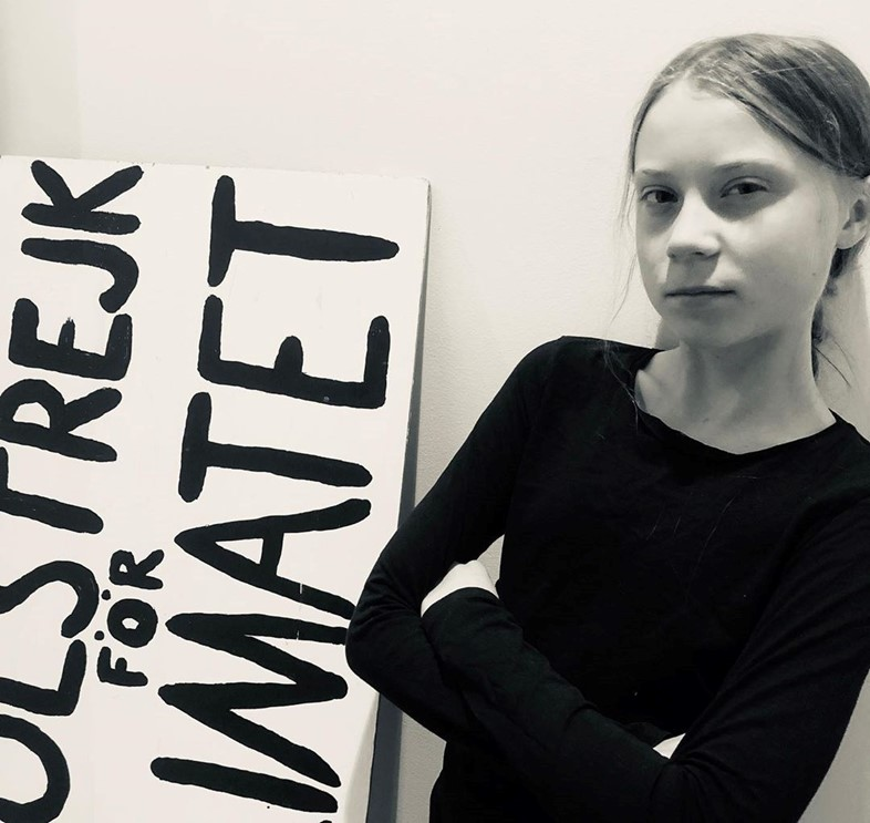 Greta Thunberg now has a beetle named after her