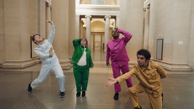 Tate Britain, Corali dancers