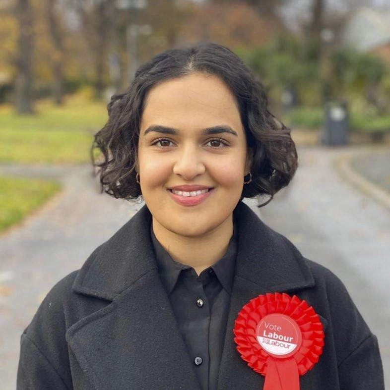 Labour MP Nadia Whittome