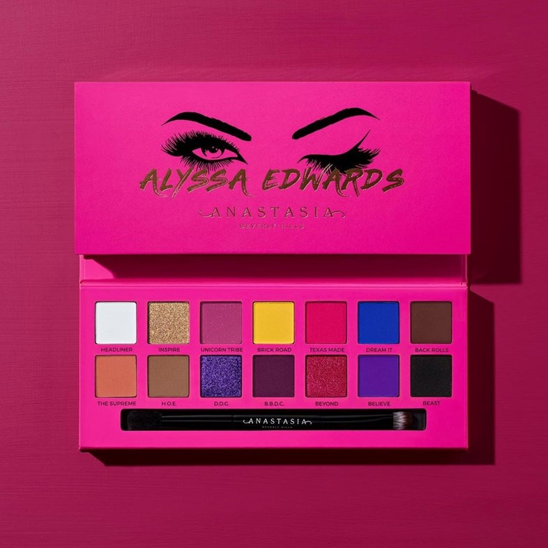 Anastasia Beverly Hills x Alyssa Edwards