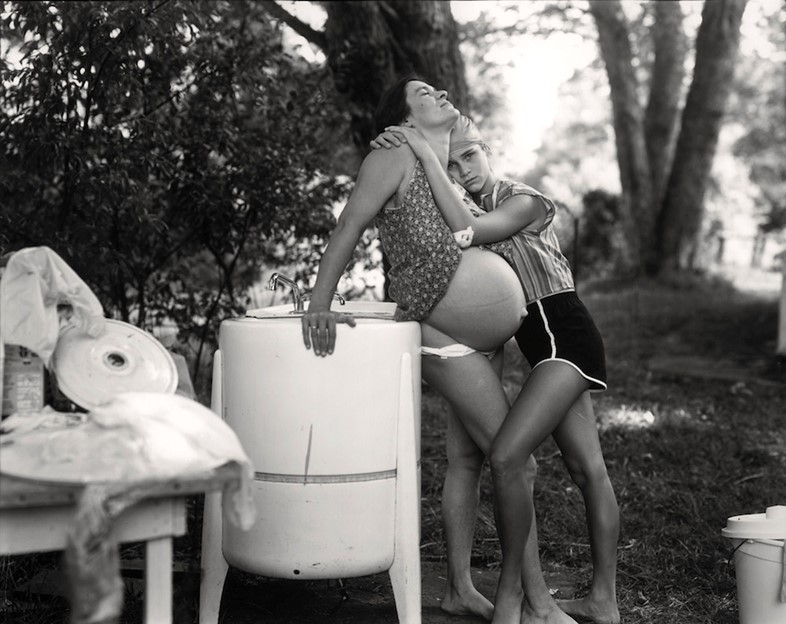 Sally Mann, Untitled from the At Twelve series
