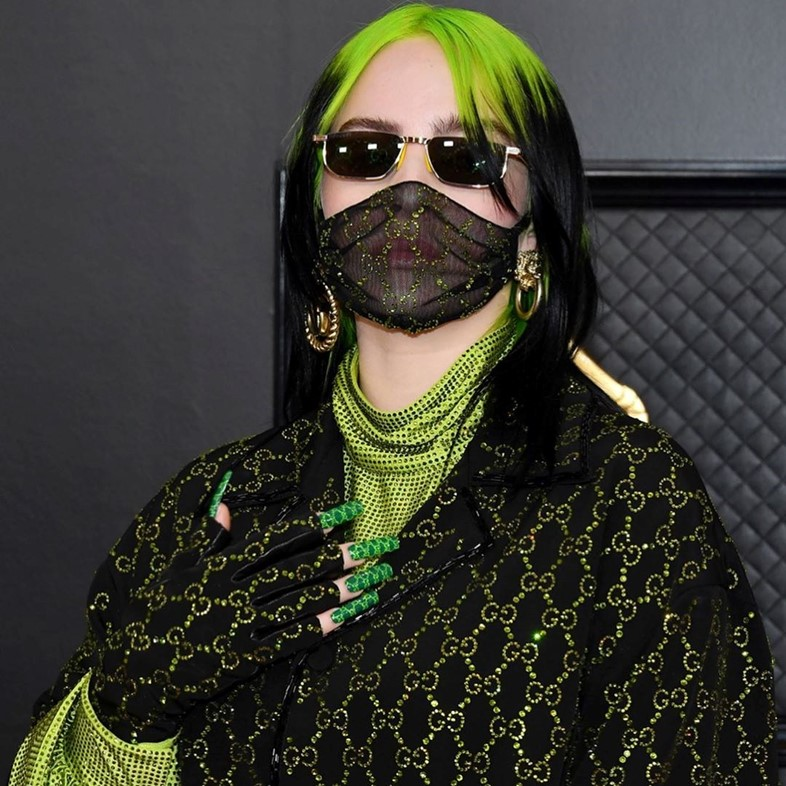 Billie Eilish Sweeps Major Grammy Categories