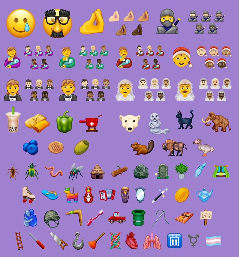 The 10 best new emojis – ranked by use