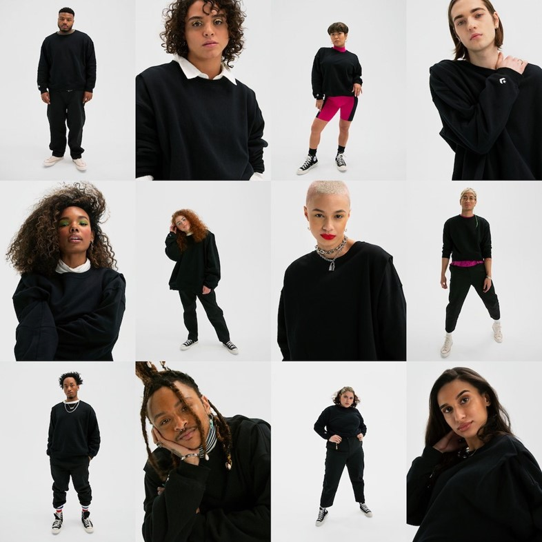 Converse Shapes gender neutral collection