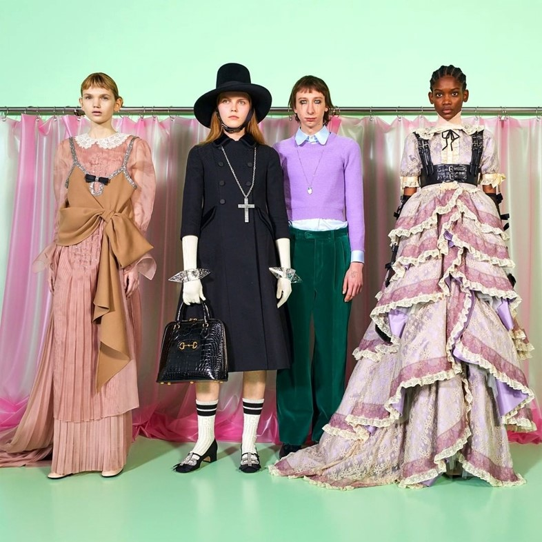Fashion's obsession with historic dressing