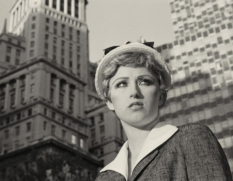 Cindy Sherman Films Stills