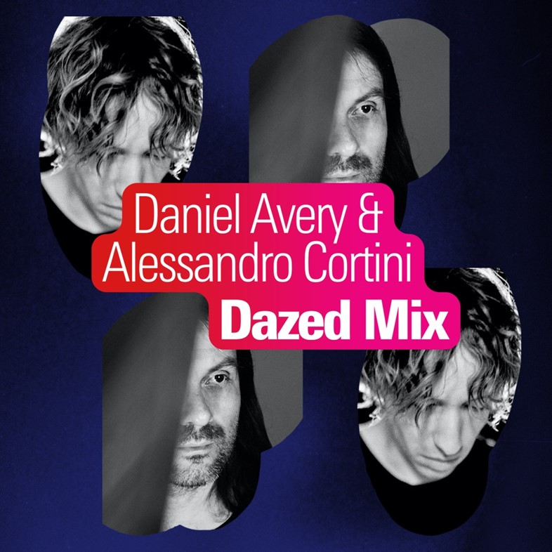 Daniel Avery, Alessandro Cortini - Dazed Mix