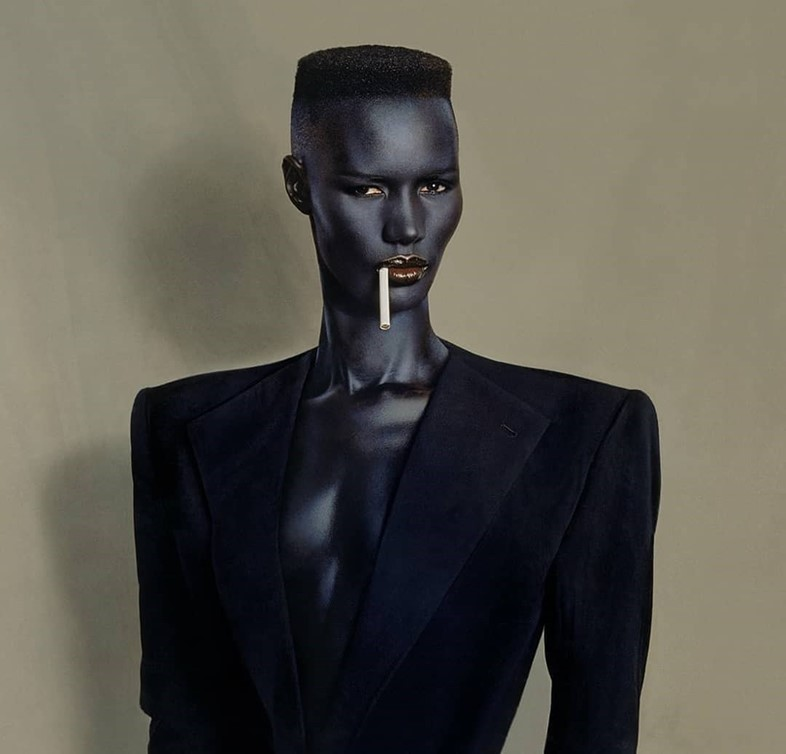 Iconic Grace Jones looks cult vault nightclubbing album