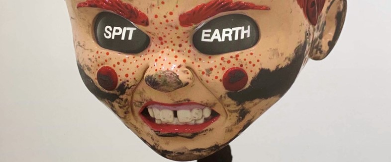 Spit Earth