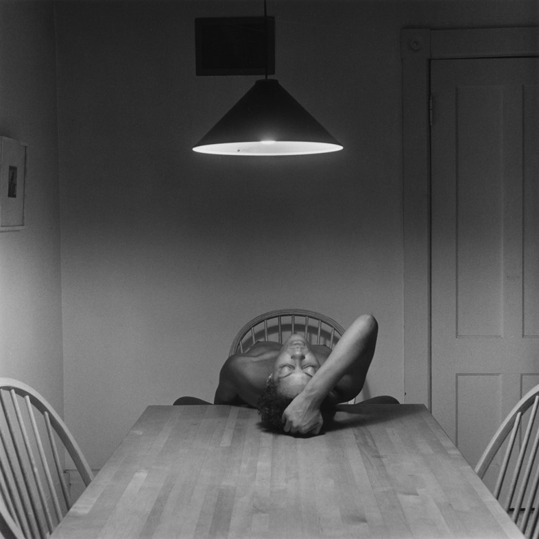 Carrie Mae Weems_Untitled Nude