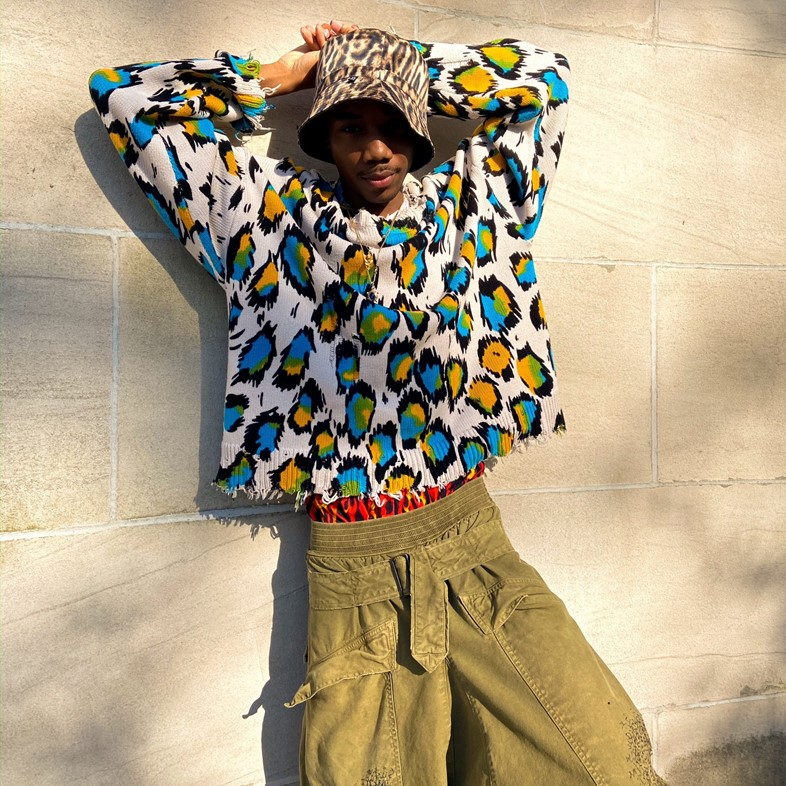 Dazed Looks: Photographer Quil Lemons' outfits