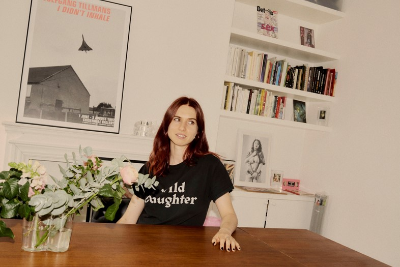 Isabella Burley, founder of Climax Books