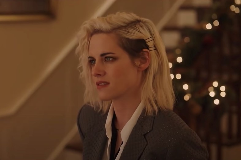 Kristen Stewart says gay roles is 'such a grey area'