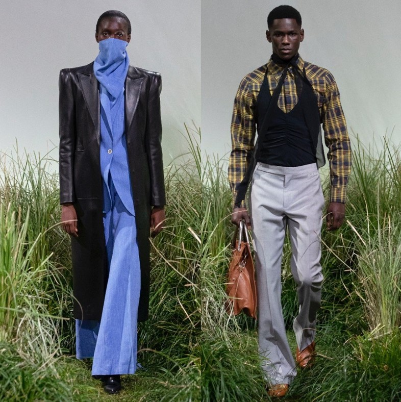 Virgil Abloh SS21 Off-White collection