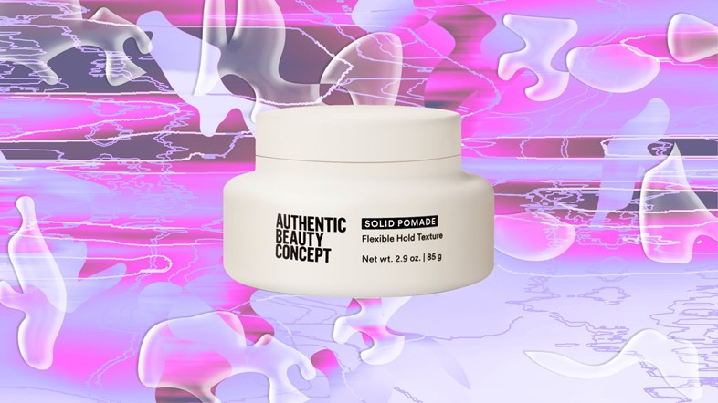 Pomade Authentic Beauty Concept