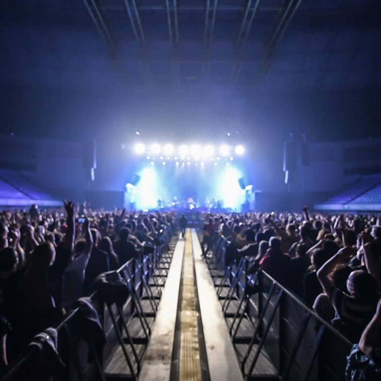 5,000 people attend gig following COVID-19 screening
