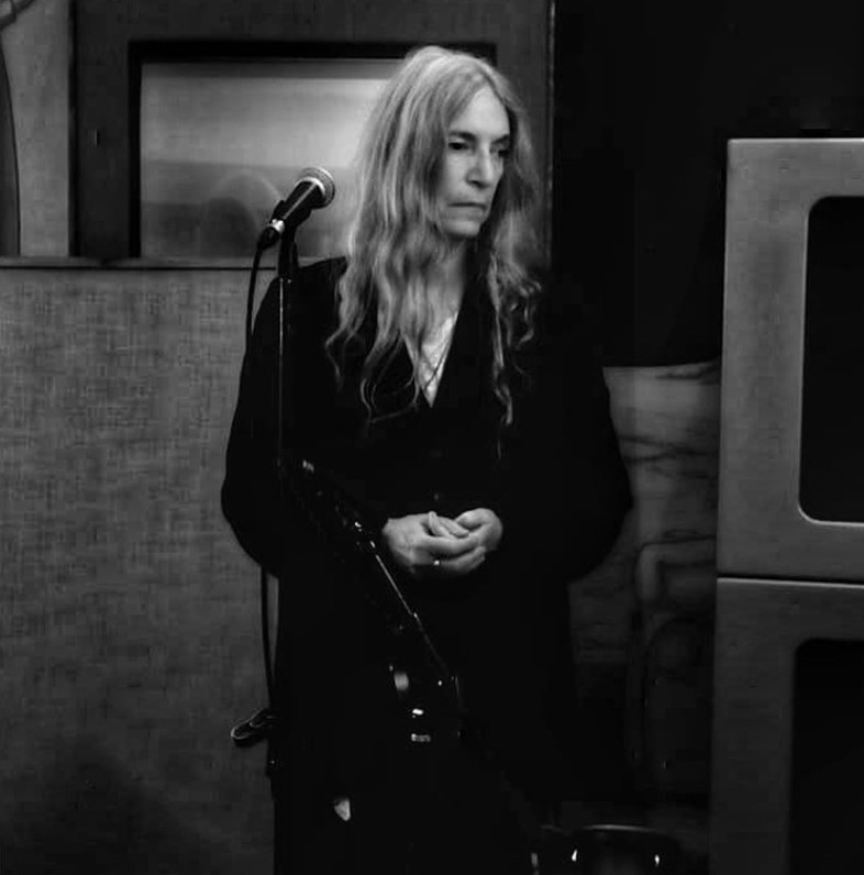 Patti Smith announces Substack newsletter