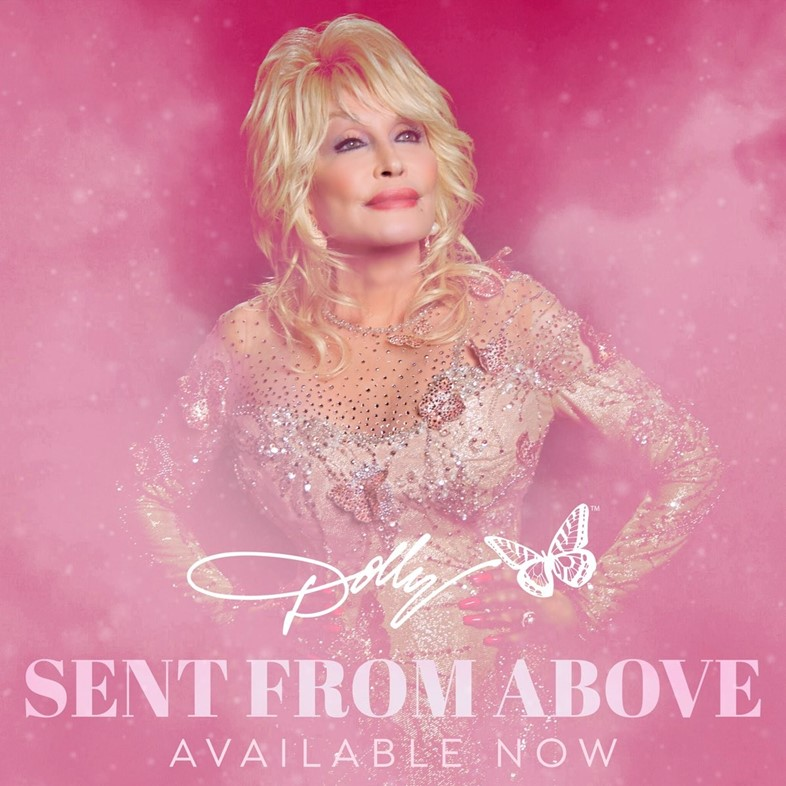 Dolly Parton Scent From Above Perfume