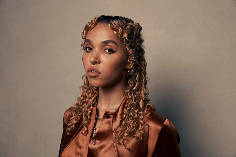 FKA twigs Join The Chorus campaign