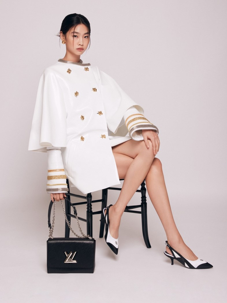 Ho Yeon Jung Louis Vuitton Squid Game