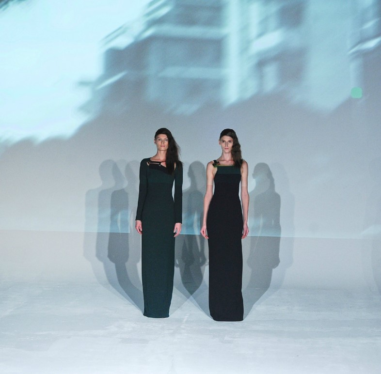 Chalayan Womenswear A/W12. Photography by Susie Bu