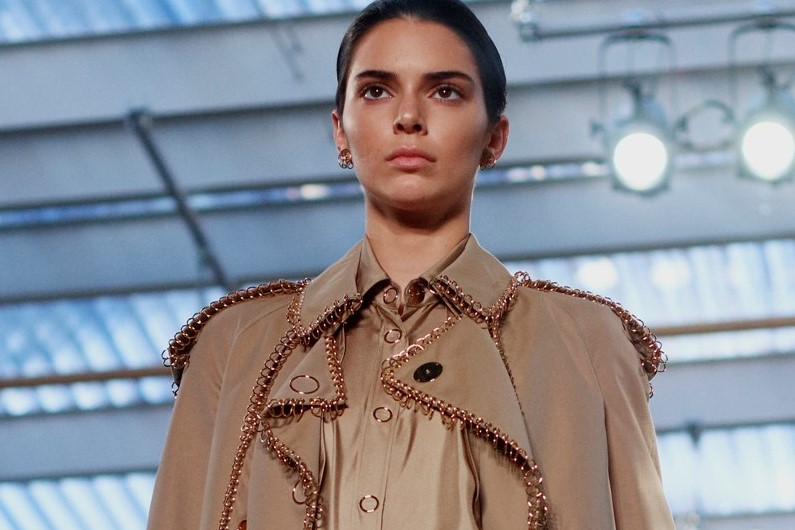 633f1c53641e Everything you need to know about Riccardo Tisci s first Burberry show