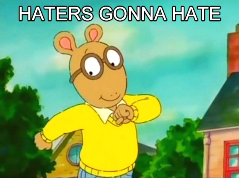 Why Arthur memes are all over your timeline