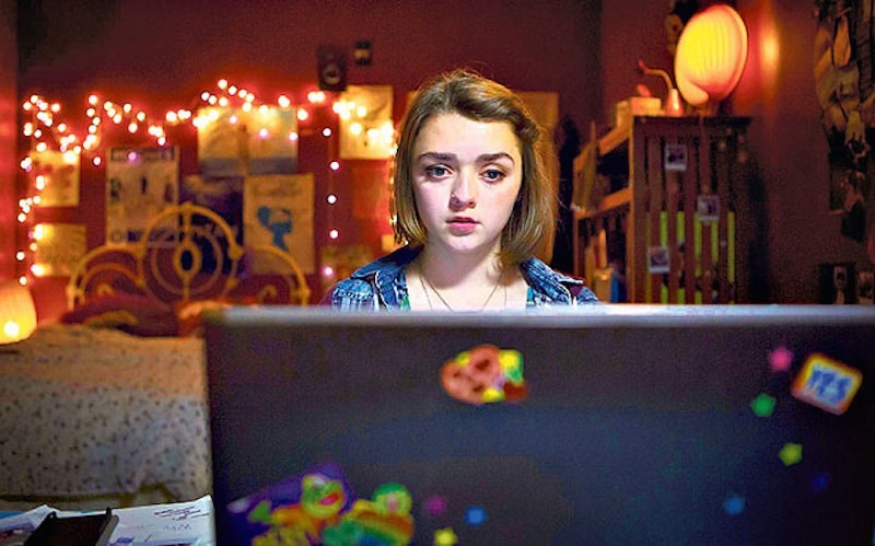 Maisie Williams in Cyberbully (2015)