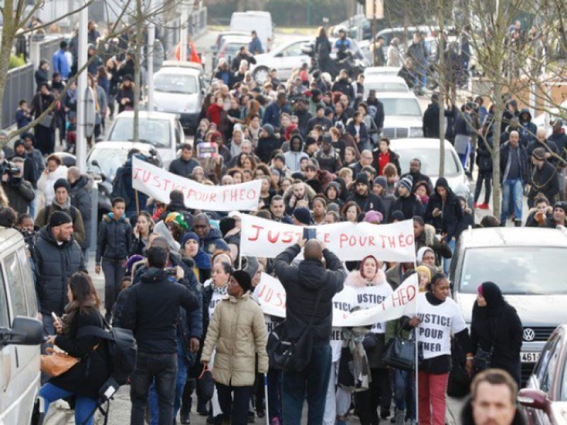 Justice Pour Theo