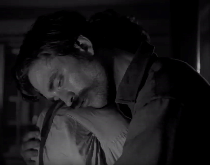 Robert Pattinson and Willem Dafoe go full Hitchcock in The Lighthouse