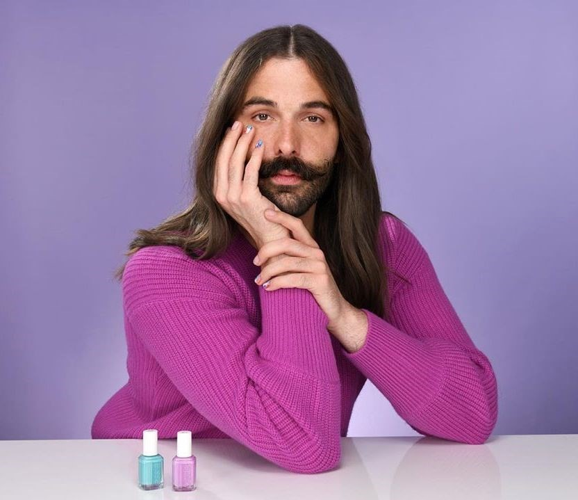 Jonathan Van Ness announced as Essie's first non-female brand ambassador